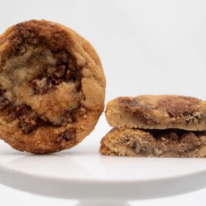 Pecan Cinnamon Swirl Cookie by Bake To Square One